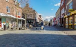 Centrumactie ter ondersteuning ondernemers omarmt door alle winkelgebieden