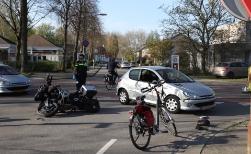 Motorrijder in botsing met beschonken bestuurder