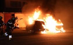 Opnieuw autobranden in Boxtel