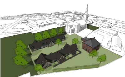 Huizen bouwen mag in pastorietuin Liempde