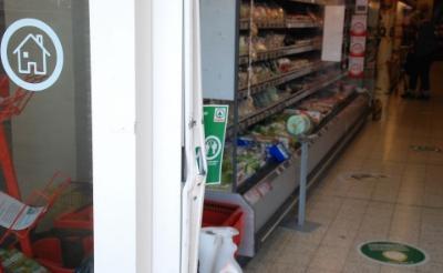 Inbrekers stelen sigaretten bij Spar Esch