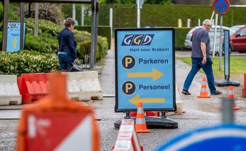 Eerste prikken gezet in geoliede Boxtelse vaccinatielocatie De Braken - Brabants Centrum
