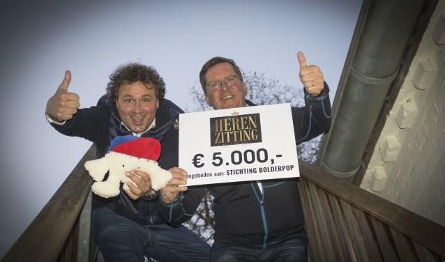 Stan van den Dobbelsteen en Jos van Wamel.