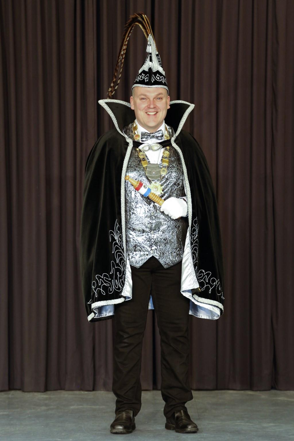 Prins Rick d'n Urste Foto: CV De Roefelbus © DeMaasenWaler