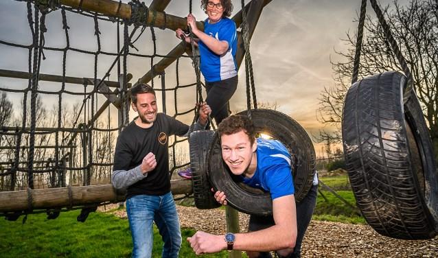 v.l.n.r.: Boy Litjens, Ingrid Seegers en Pepijn van Hulst.