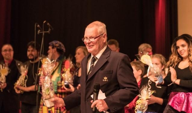 Voorzitter Arno van Tuijl    Fotonummer: 2d0f29