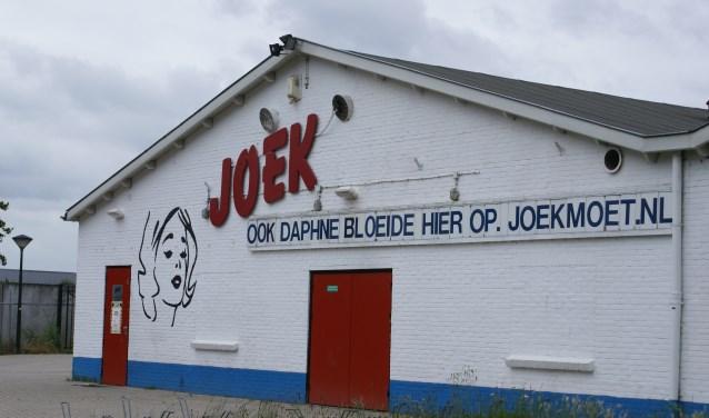 Het oude 'Joek-gebouw'  | Fotonummer: 7faf6f