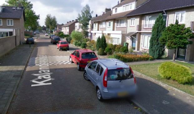 Meer parkeerplaatsen in de Kalanderstraat in Geldrop  | Fotonummer: 918b87