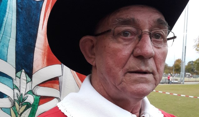 Ties Ronken 50 jaar gildebroeder  | Fotonummer: a84c65