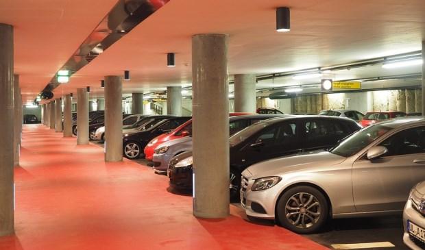 Komt er een parkeerdek in Geldrop? Foto: ter illustratie  | Fotonummer: fe83b0