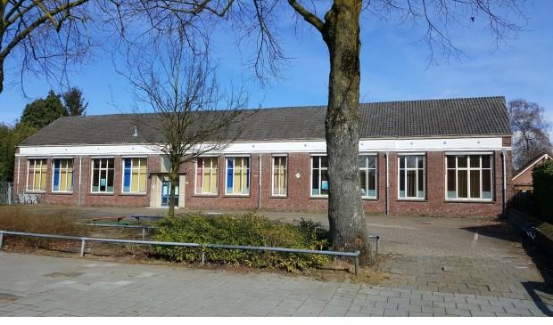Voorzijde van de Johannesschool  | Fotonummer: e86559