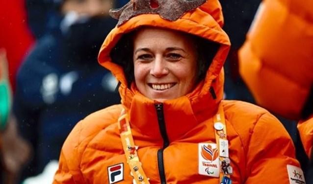 Linda van Impelen (bron: www.teamnl.nl)  | Fotonummer: 57702c