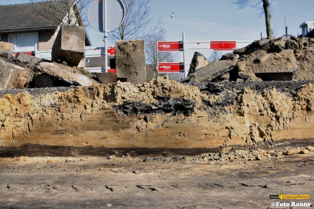 Werkzaamheden Willem Barentszsweg Geldrop  © deMooigeldropmierlokrant