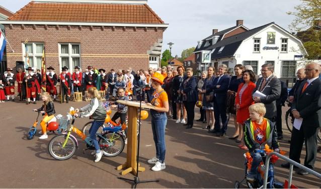 Voorleeskampioen Mira van den Heuvel  | Fotonummer: be11fa