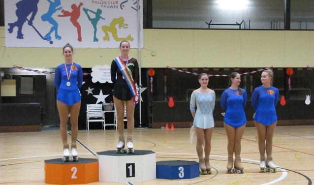 Nederlands kampioen Colet Claessens  | Fotonummer: 49d3fa