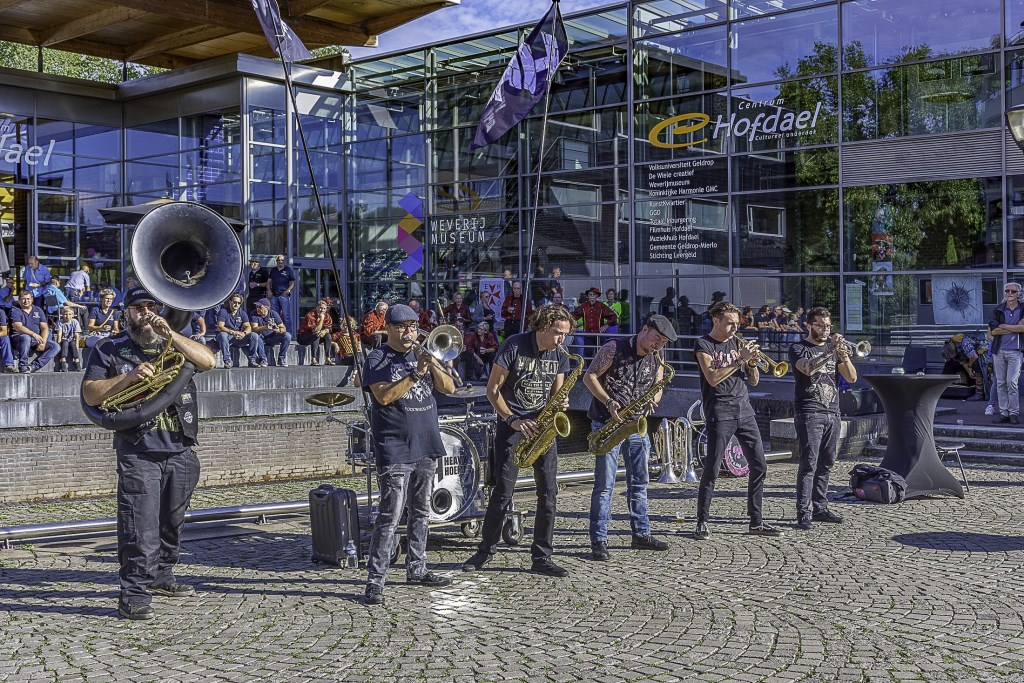 Heavy Hoempa sloot het blaaskapellenfestival af  | Fotonummer: 8c79c1