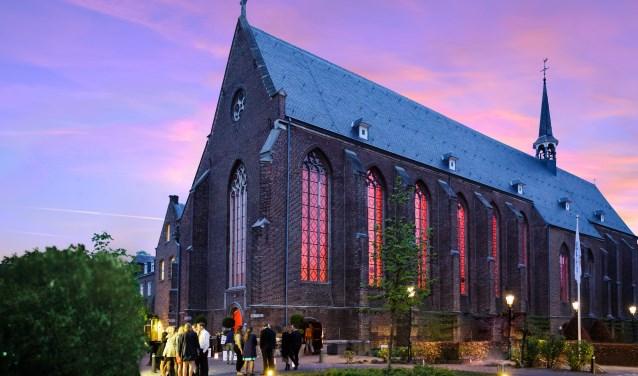 De expo is in de Paterskerk Foto:  © grenskoerier