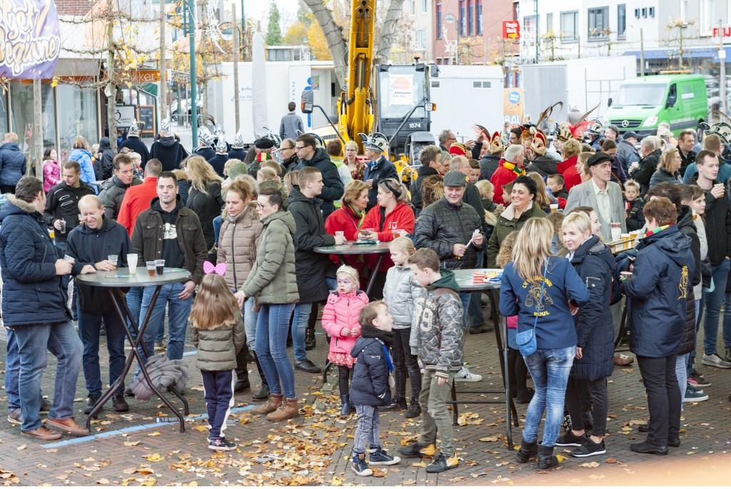 Ut get beginne Foto: Jos Meusen © grenskoerier