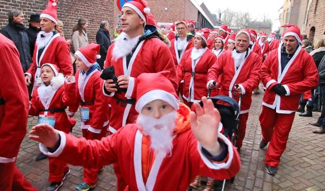 Santa Walk Weert