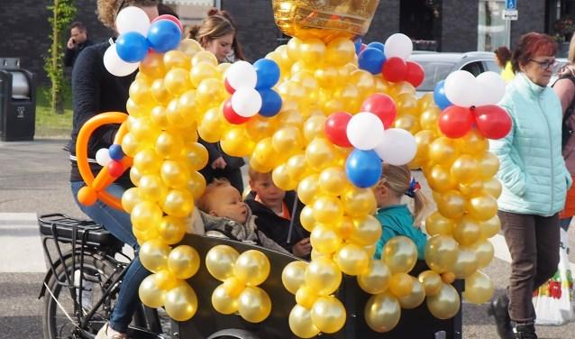 Koningsdag 2018 was een geslaagd oranje feest in Maarheeze