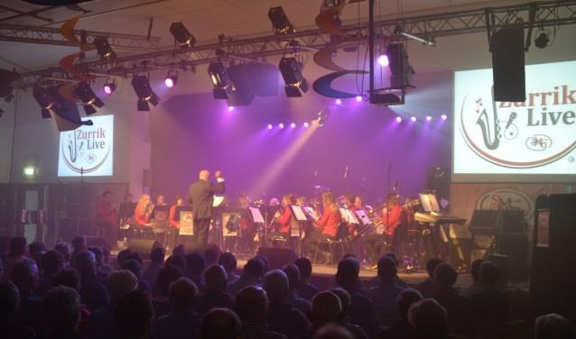 De vorige editie van Zurrik live was erg succesvol