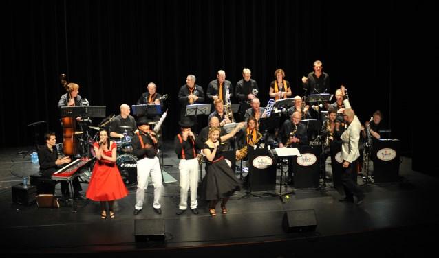 Singing With a Bigband in de Hofnar Valkenswaard