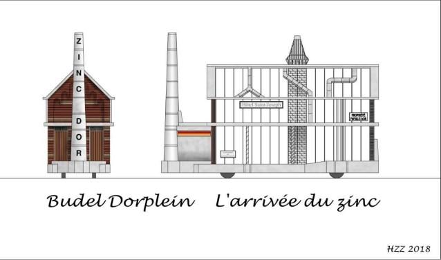 Budel-Dorplein is een van de onderwerpen van de Brabantse Dag