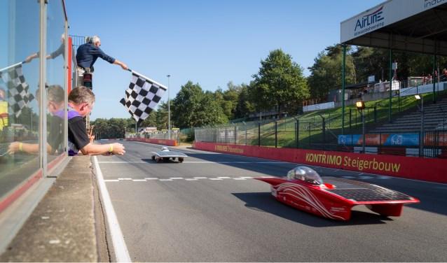 RED One zal deelnemen aan de solarrace op Circuit Zolder