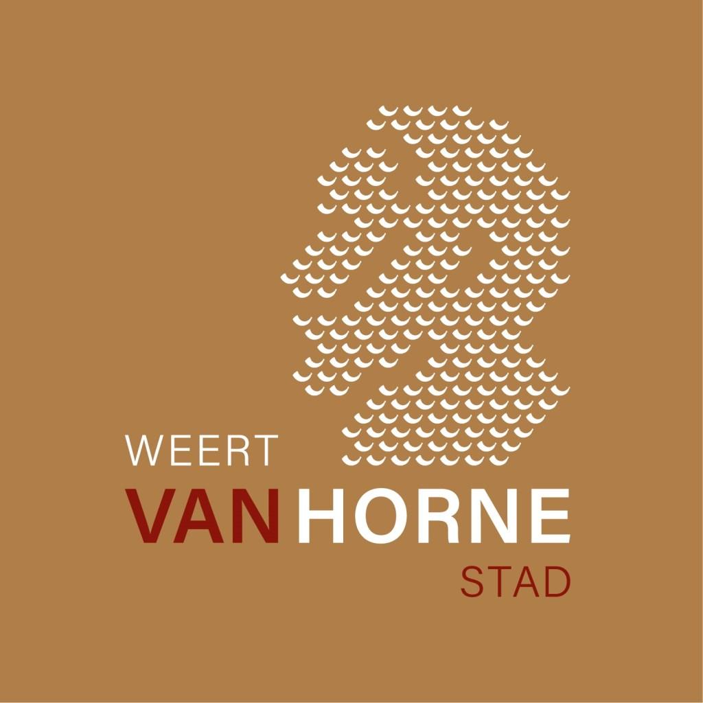 Logo WeertVanHorneStad Goud  © grenskoerier