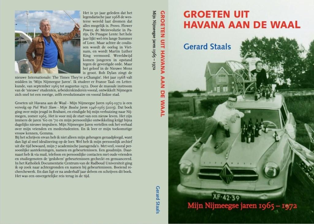 Zomervakantie 1968 in Blankenberge op de cover Foto: Gerard Staals © grenskoerier
