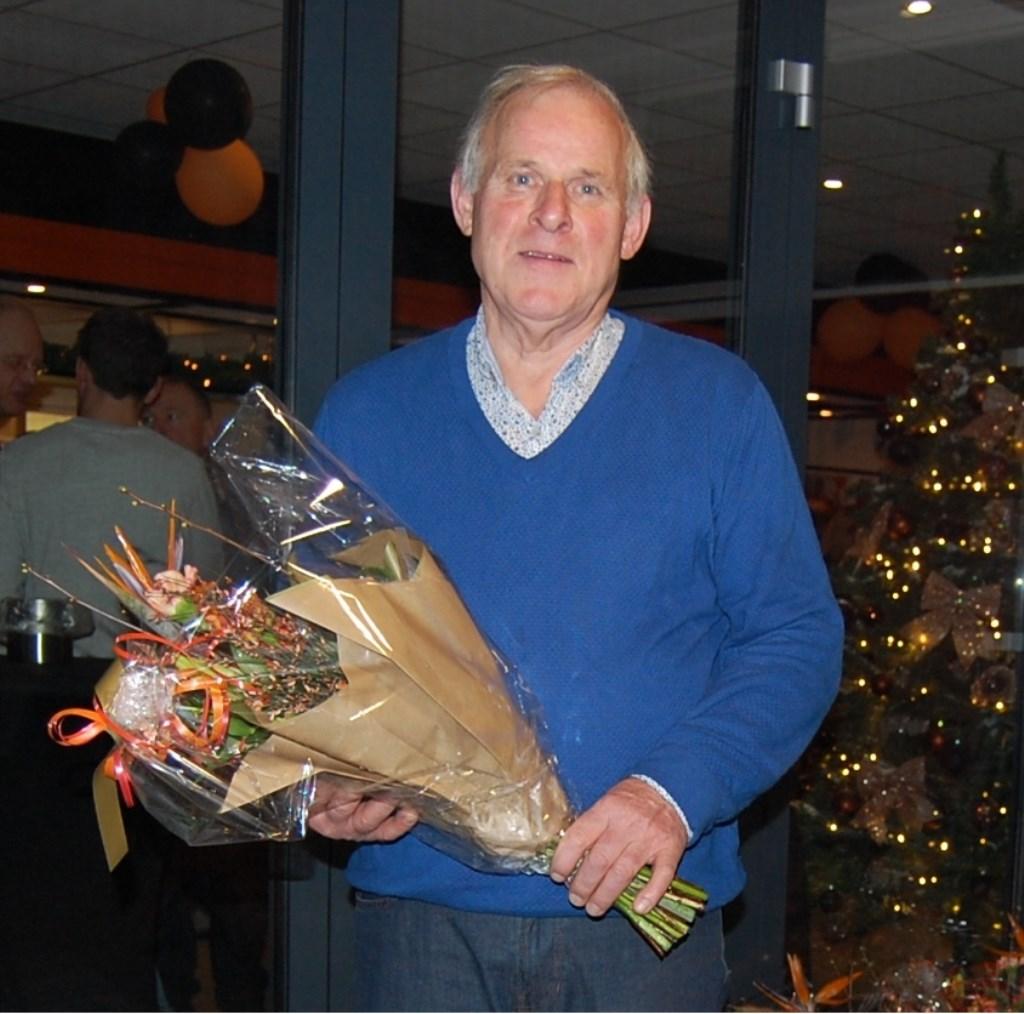 Man van het jaar Karel Heesterbeek  © grenskoerier