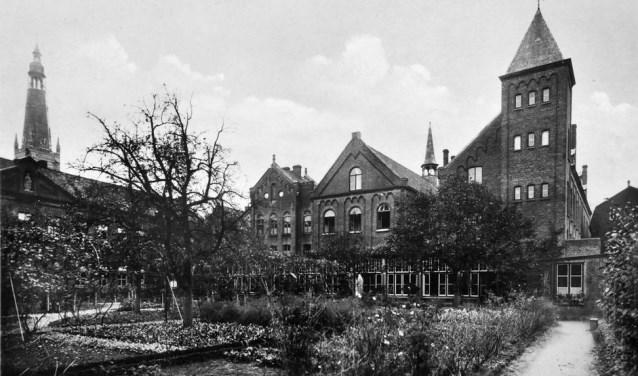 Kloosters en scholen centraal tijdens open stadswandeling in Weert