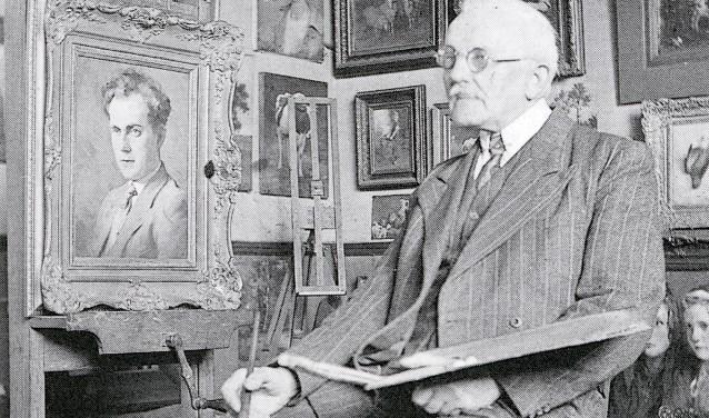 Adriaan Groenewegen, kunstschilder * Rotterdam 1-5-1874 † Horn 8-1-1963