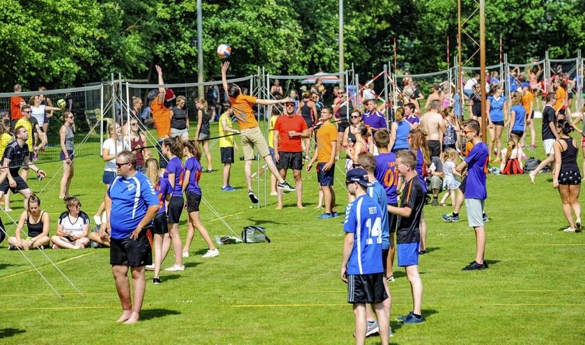 Schrijf je nu in voor het Ledûb Volleybal Festival, foto: Jos Meusen