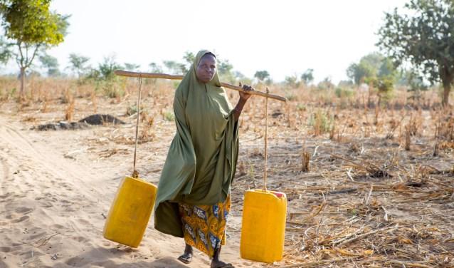 Levens kunnen blijvend veranderd worden door schoon, veilig water