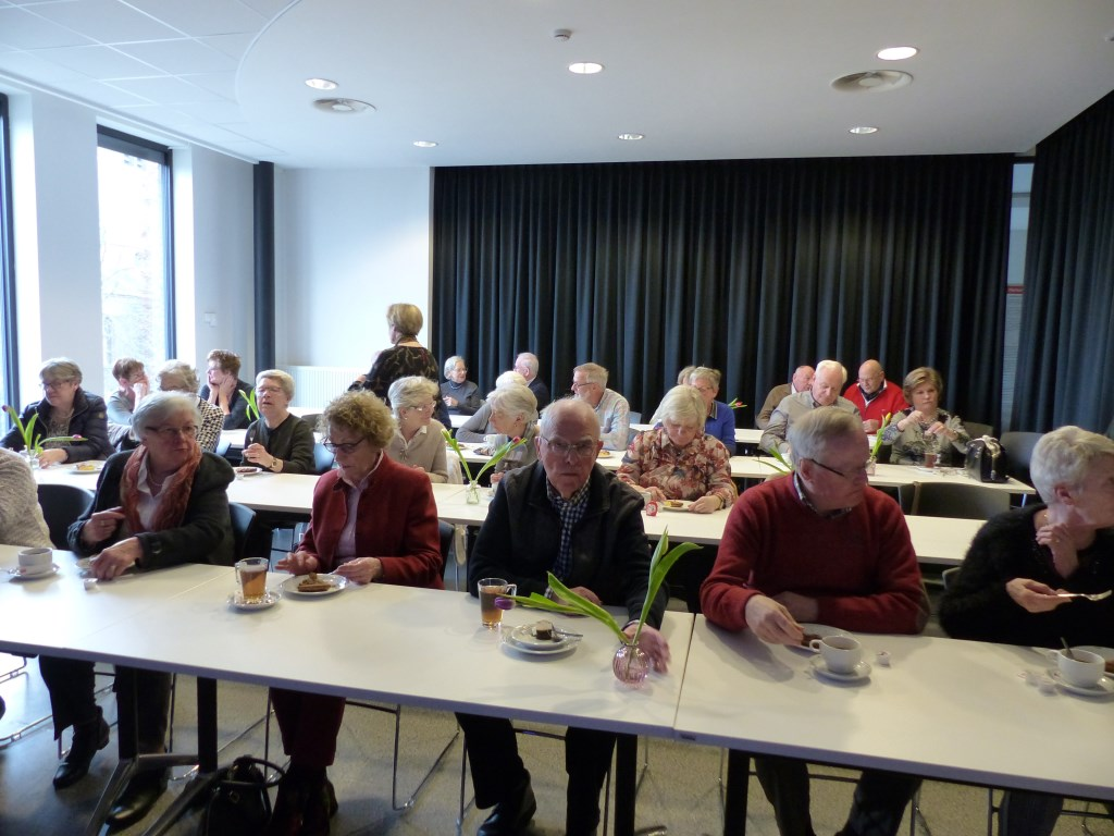Aandachtig publiek, foto: Jaak Hoeben Foto: Jaak Hoeben © grenskoerier