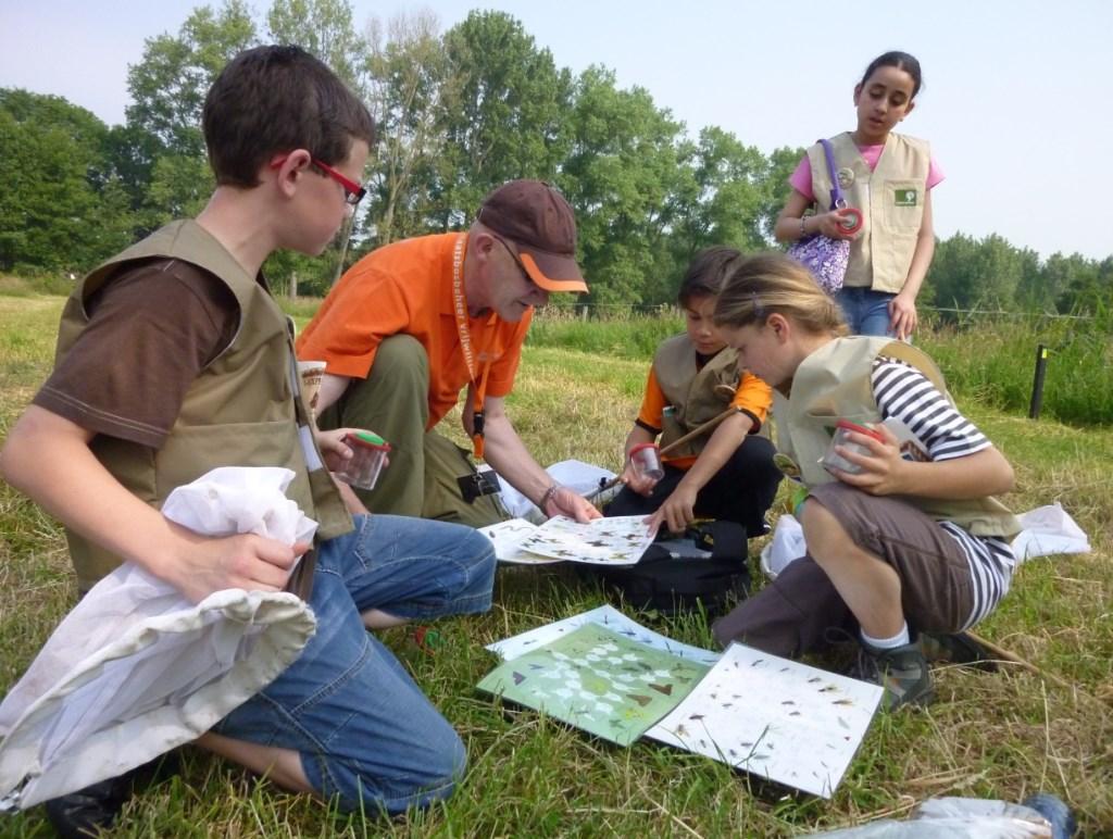 Educatieprogramma's en ontdekkingstochten in de natuur  © grenskoerier