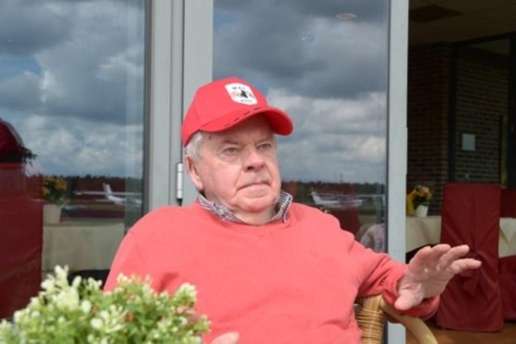 Harrie Vlassak 50 jaar lid. Foto: Picasa © grenskoerier