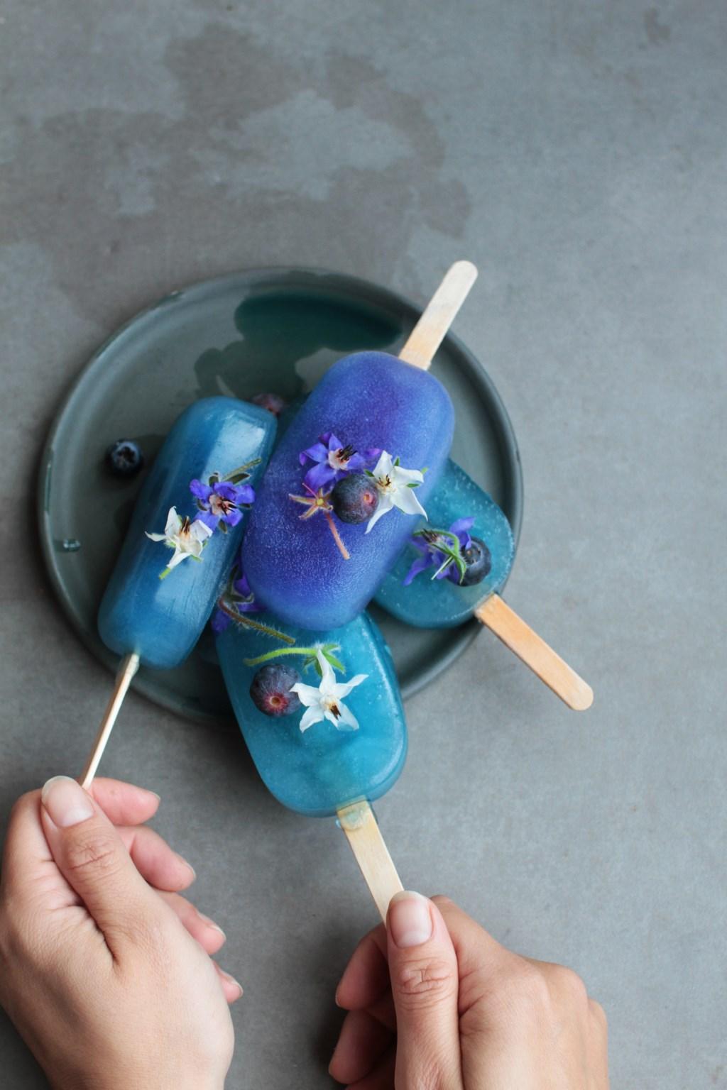 Herbal Ice Popsicles Foto: Kyra de Vreeze © grenskoerier
