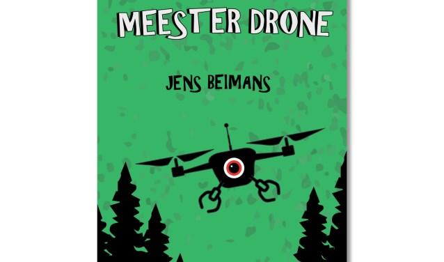 Cover van het boek 'Meester Drone'