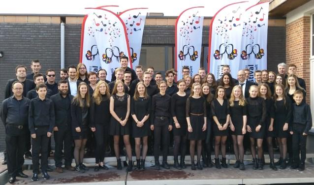 Jeugdorkest en jeugdslagwerkgroep Harmonie EMM Budel