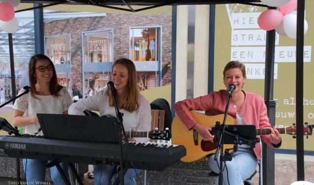 Het akoestische trio JEM heeft het Muziek-festijn gewonnen