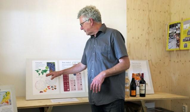 Lezing wijndruif grenache. FOTO DINEKE MANSHANDEN