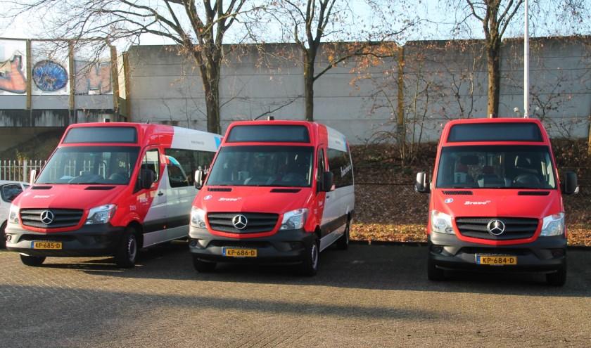 Buurtbussen lijn 258, foto: Buurtbuslijn 258