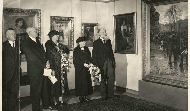 Opening van het Rijksmuseum Kröller-Müller.