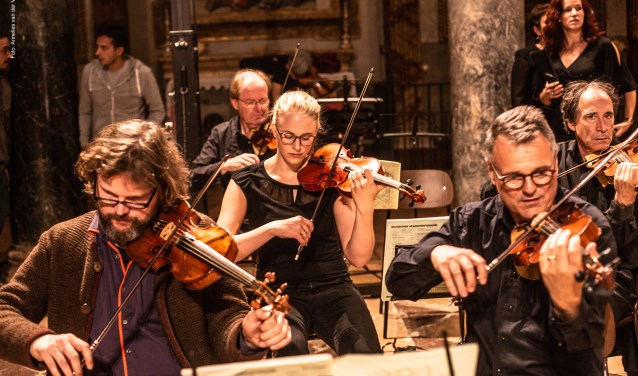 Het Orkest van de 18e Eeuw komt naar Ede.