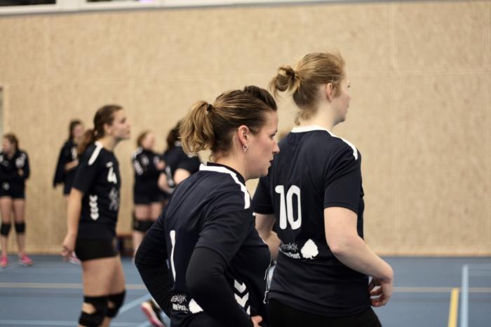 TweeVV vrouwen winnen 4-0 van Renswouw
