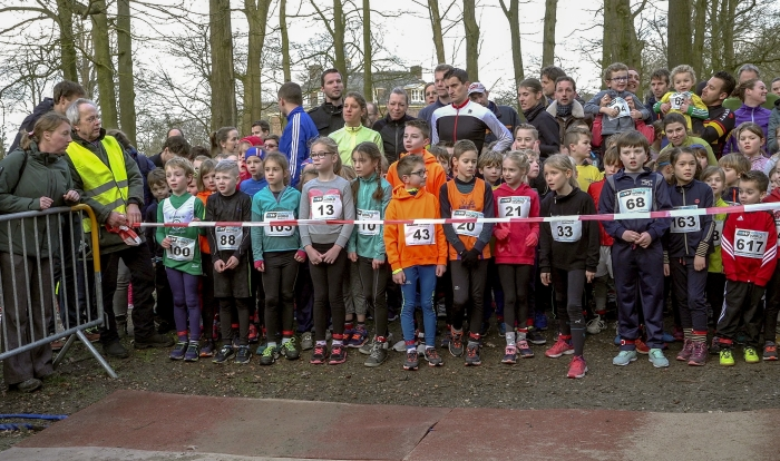 Start Kidsrun Stichting CBFB © BDU Media