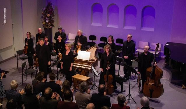 Op zaterdag 21 maart pakt het Apollo Ensemble in de Edesche Concertzaal groots uit met de Johannes-Passion.