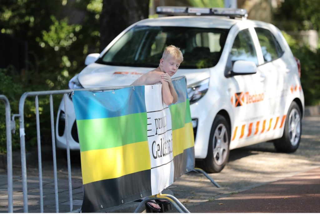 Commandeursweg Bennekom tijdens dag 2 van het NK wielrennen. Ted Walker © BDU Media